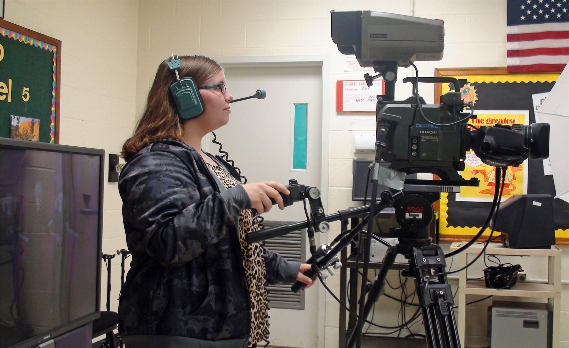 Video Camera Operation