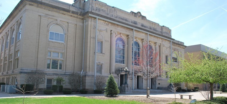St. Clair Memorial Hall